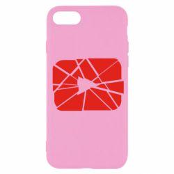 Чохол для iPhone SE 2020 Broken
