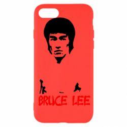Чехол для iPhone SE 2020 Bruce Lee