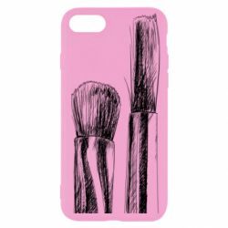 Чохол для iPhone SE 2020 Brushes