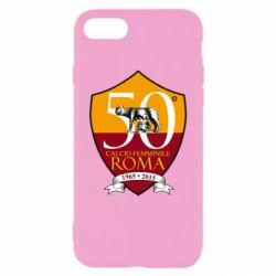 Чохол для iPhone SE 2020 Calcio Femminile Roma