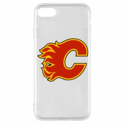 Чехол для iPhone SE 2020 Calgary Flames