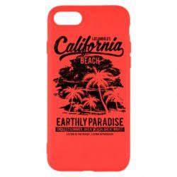 Чохол для iPhone SE 2020 California Beach