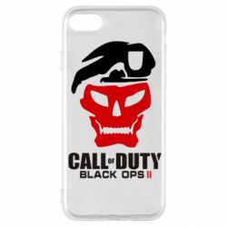 Чехол для iPhone SE 2020 Call of Duty Black Ops 2