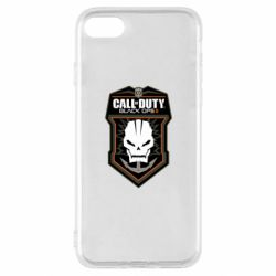 Чохол для iPhone SE 2020 Call of Duty Black Ops 2