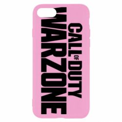 Чохол для iPhone SE 2020 Call of Duty: Warzone