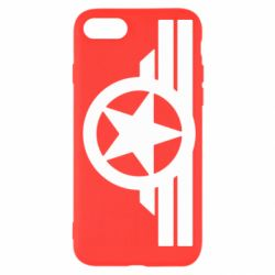 Чохол для iPhone SE 2020 Captain's Star