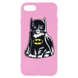 Чохол для iPhone SE 2020 Cat Batman