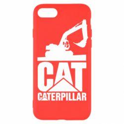Чохол для iPhone SE 2020 Caterpillar cat
