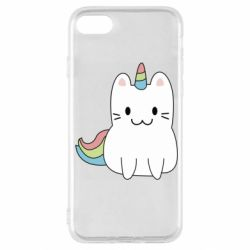 Чехол для iPhone SE 2020 Caticorn