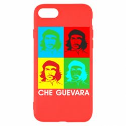 Чохол для iPhone SE 2020 Che Guevara 4 COLORS