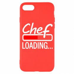 Чехол для iPhone SE 2020 Chef loading