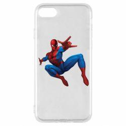 Чохол для iPhone SE 2020 Людина павук