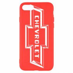 Чохол для iPhone SE 2020 Chevrolet 3D