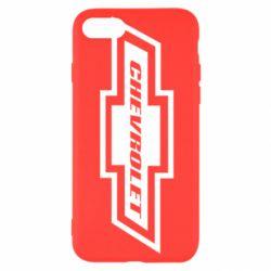 Чохол для iPhone SE 2020 Chevrolet Log