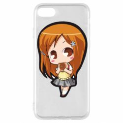 Чохол для iPhone SE 2020 Chibi Orihime Bleach