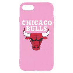 Чехол для iPhone SE 2020 Chicago Bulls Classic