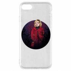 Чехол для iPhone SE 2020 Chilling Soul Adventures of Sabrina Art