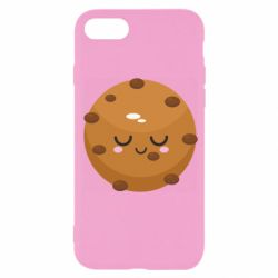 Чехол для iPhone SE 2020 Chocolate Cookies