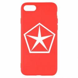 Чехол для iPhone SE 2020 Chrysler Star