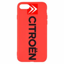 Чохол для iPhone SE 2020 Citroën Logo