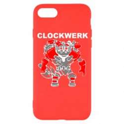 Чохол для iPhone SE 2020 Clockwerk