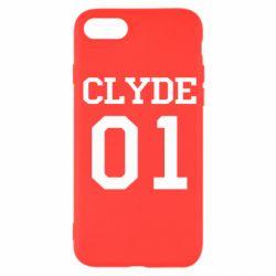 Чехол для iPhone SE 2020 Clyde 01