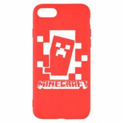 Чохол для iPhone SE 2020 Color Minecraft