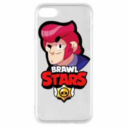 Чехол для iPhone SE 2020 Colt from Brawl Stars
