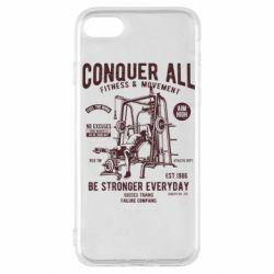 Чохол для iPhone SE 2020 Conquer All
