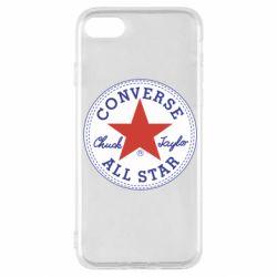 Чохол для iPhone SE 2020 Converse