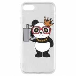 Чохол для iPhone SE 2020 Cool panda