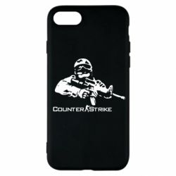 Чехол для iPhone SE 2020 Counter Strike Player