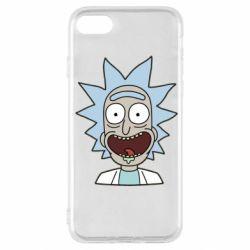 Чехол для iPhone SE 2020 Crazy Rick