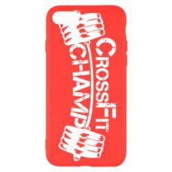 Чехол для iPhone SE 2020 CrossFit Champ