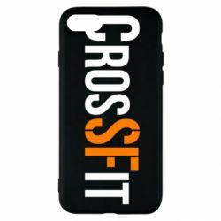 Чохол для iPhone SE 2020 CrossFit SF