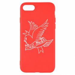 Чохол для iPhone SE 2020 Cry Baby bird cries