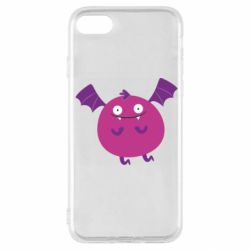 Чехол для iPhone SE 2020 Cute bat