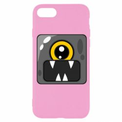 Чохол для iPhone SE 2020 Cute black boss