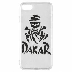 Чехол для iPhone SE 2020 DAKAR LOGO