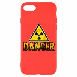 Чохол для iPhone SE 2020 Danger icon