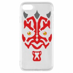 Чохол для iPhone SE 2020 Darth Maul Face