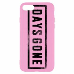 Чохол для iPhone SE 2020 Days Gone Logo