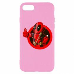 Чехол для iPhone SE 2020 Deadpool Fallout Boy