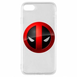 Чохол для iPhone SE 2020 Deadpool Logo