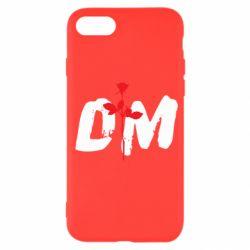 Чехол для iPhone SE 2020 depeche mode logo