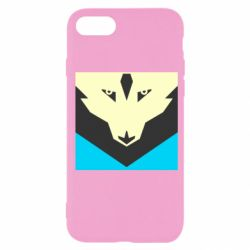 Чохол для iPhone SE 2020 Destiny Wolf