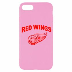 Чохол для iPhone SE 2020 Detroit Red Wings