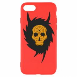 Чехол для iPhone SE 2020 Devil skull rock