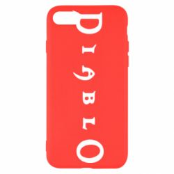 Чехол для iPhone SE 2020 Diablo Logo