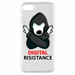 Чохол для iPhone SE 2020 Digital Resistance